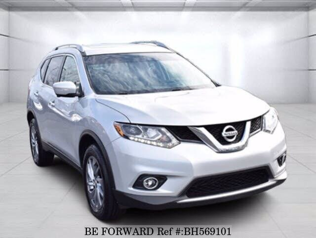 Used 2015 NISSAN ROGUE BH569101 for Sale
