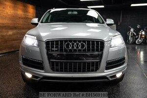 Used 2012 AUDI Q7 BH569103 for Sale