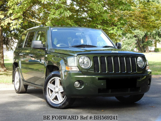 Used 2007 JEEP PATRIOT BH569241 for Sale