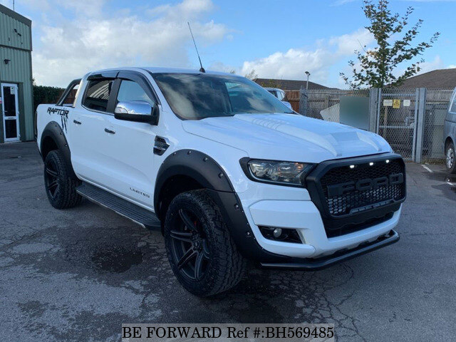 Used 2016 FORD RANGER BH569485 for Sale