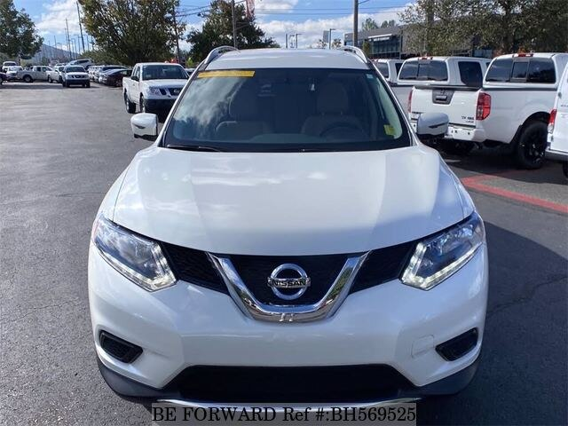 Used 2016 NISSAN ROGUE BH569525 for Sale