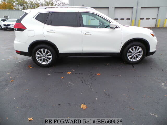 Used 2017 NISSAN ROGUE BH569526 for Sale