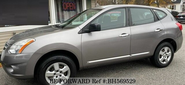 Used 2012 NISSAN ROGUE BH569529 for Sale