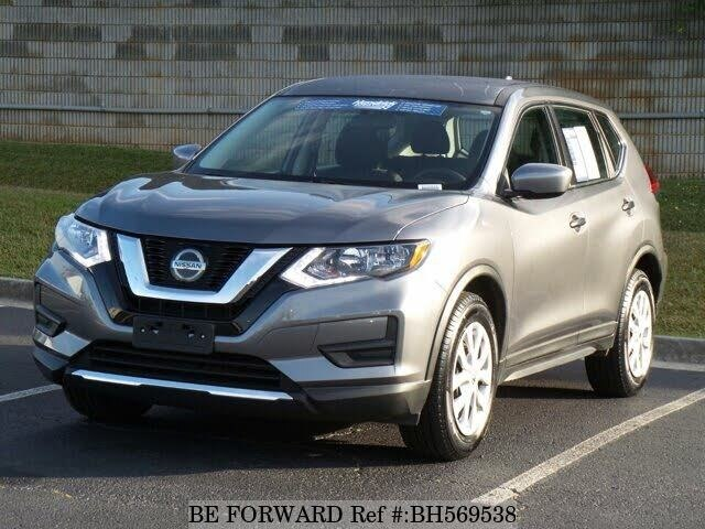 Used 2018 NISSAN ROGUE BH569538 for Sale