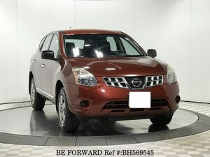 Used 2013 NISSAN ROGUE BH569545 for Sale