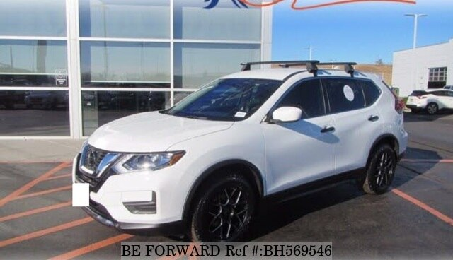 Used 2018 NISSAN ROGUE BH569546 for Sale