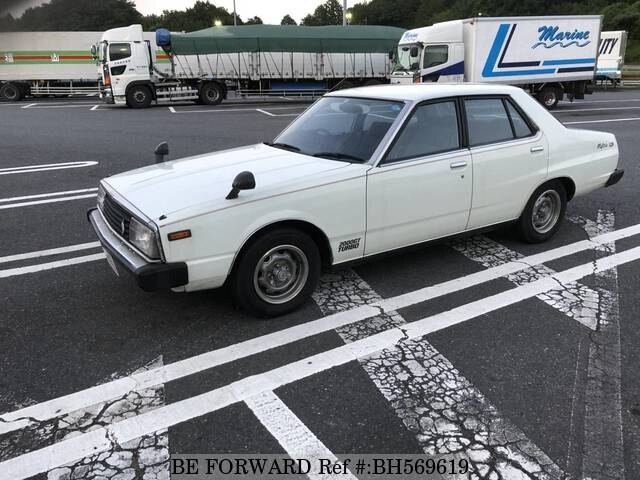 Used 1980 NISSAN SKYLINE BH569619 for Sale