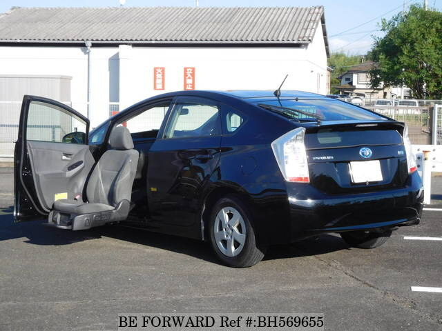 Used 2010 TOYOTA PRIUS BH569655 for Sale