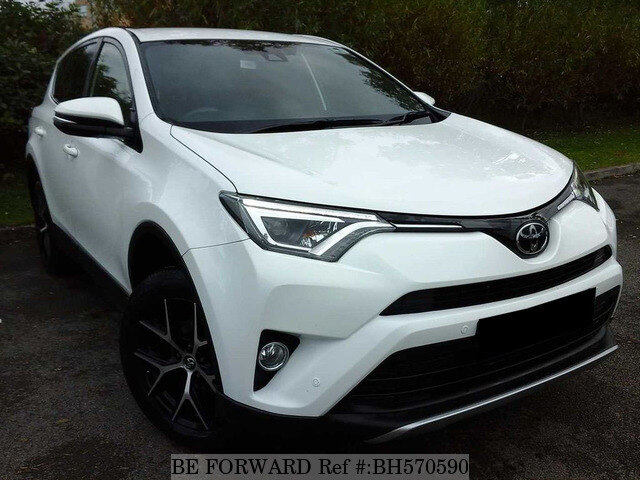 Used 2017 TOYOTA RAV4 BH570590 for Sale