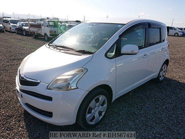 Used 2005 TOYOTA RACTIS BH567424 for Sale