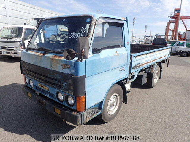 Used 1986 MAZDA TITAN BH567388 for Sale