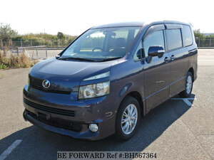 Used 2007 TOYOTA VOXY BH567364 for Sale