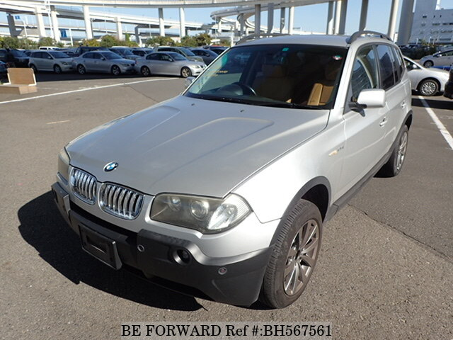 Used 2006 BMW X3 BH567561 for Sale