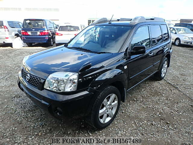 Used 2006 NISSAN X-TRAIL BH567489 for Sale