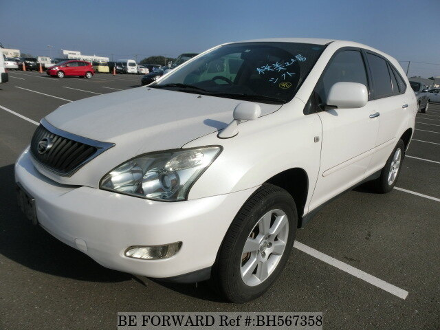 Used 2007 TOYOTA HARRIER BH567358 for Sale