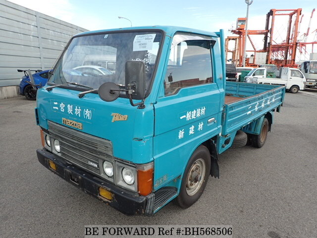 Used 1981 MAZDA TITAN BH568506 for Sale