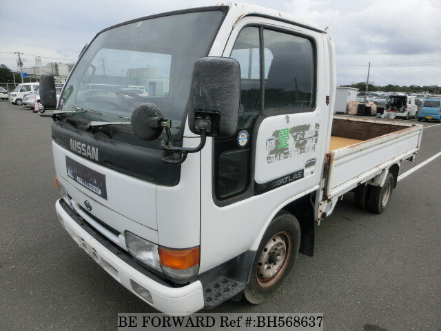 Used 1996 NISSAN ATLAS BH568637 for Sale