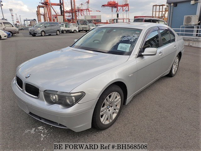 Used 2004 BMW 7 SERIES BH568508 for Sale