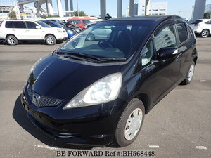 Used 2009 HONDA FIT BH568448 for Sale