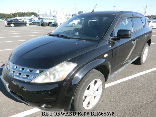 Used 2005 NISSAN MURANO BH568575 for Sale