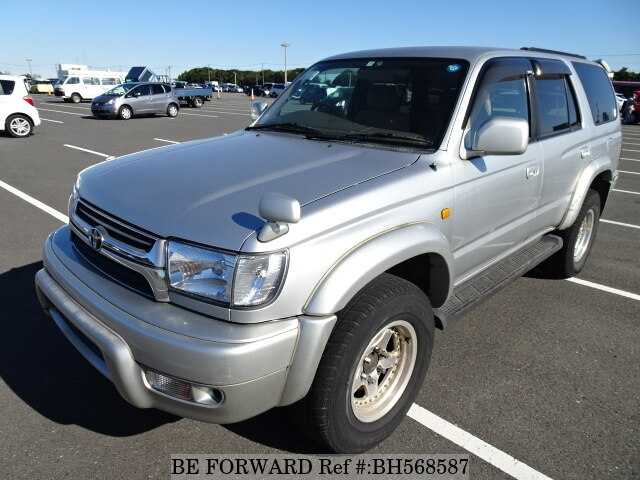 Used 2001 TOYOTA HILUX SURF BH568587 for Sale
