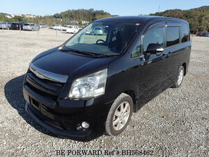 Used 2009 TOYOTA NOAH BH568462 for Sale
