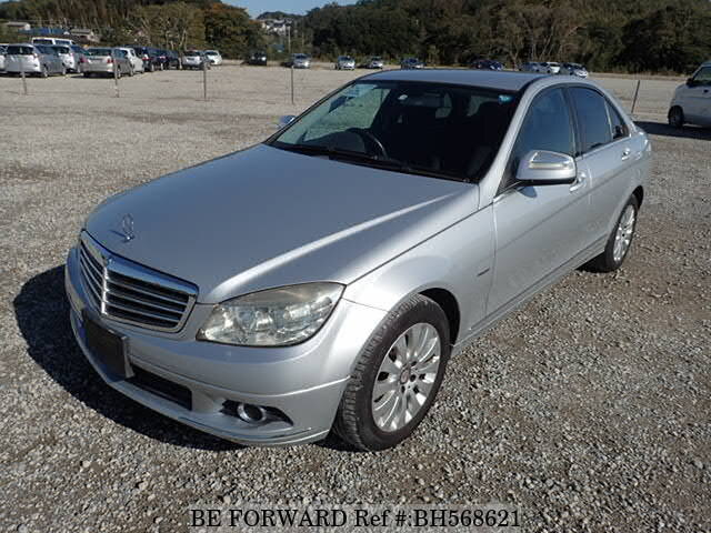 Used 2007 MERCEDES-BENZ C-CLASS BH568621 for Sale