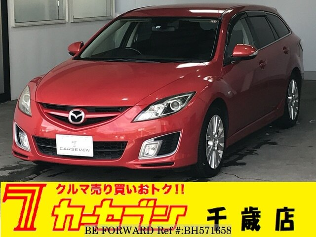 Used 2008 MAZDA ATENZA SPORT BH571658 for Sale