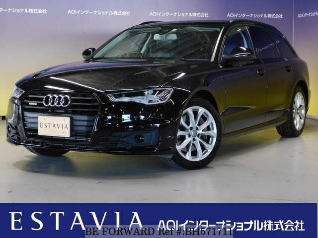 Used 2016 AUDI A6 BH571711 for Sale