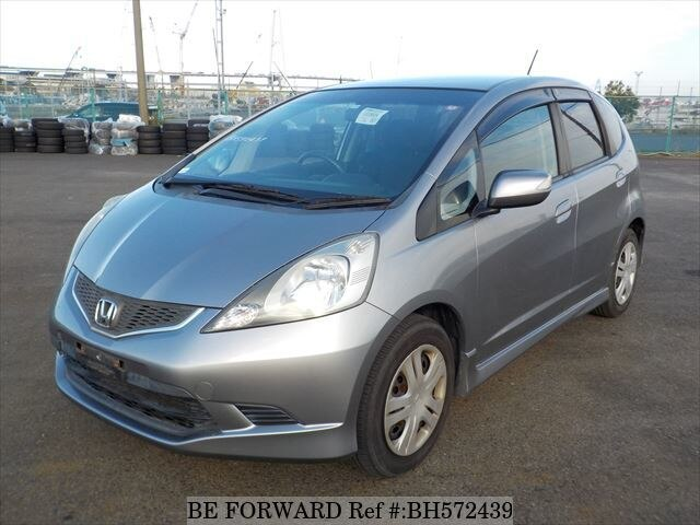 Used 2009 HONDA FIT BH572439 for Sale