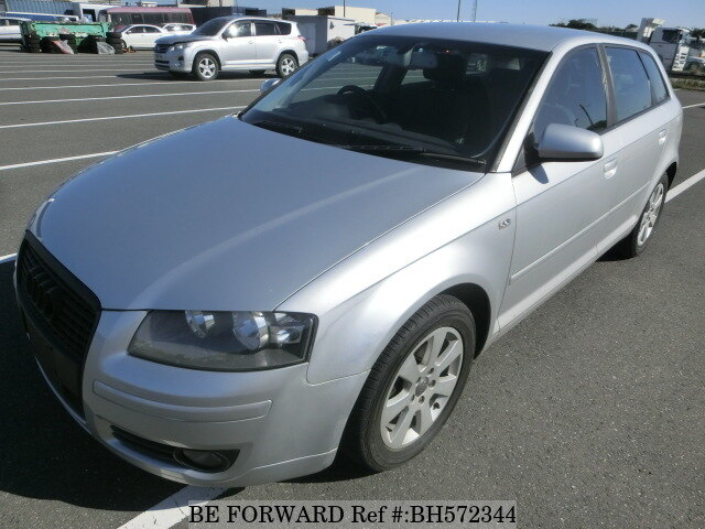 Used 2005 AUDI A3 BH572344 for Sale