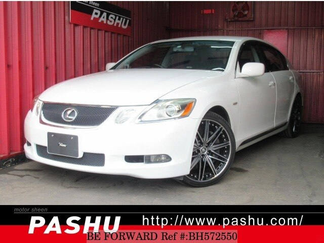 Used 2007 LEXUS GS BH572550 for Sale