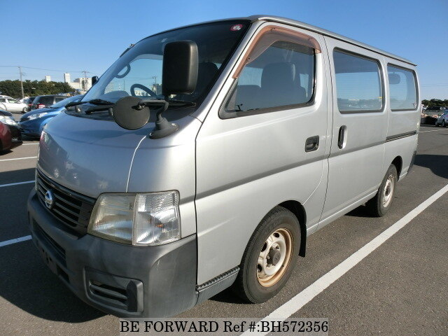 Used 2003 NISSAN CARAVAN VAN BH572356 for Sale