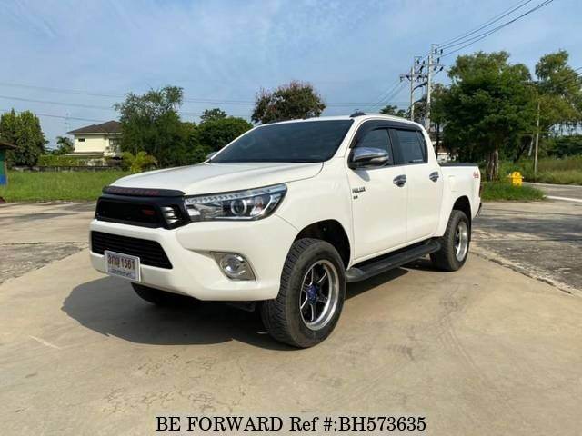 Used 2015 TOYOTA HILUX BH573635 for Sale