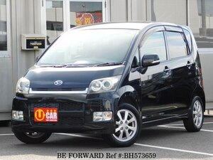 Used 2008 DAIHATSU MOVE BH573659 for Sale