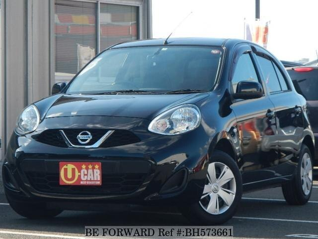 Used 2013 NISSAN MARCH BH573661 for Sale
