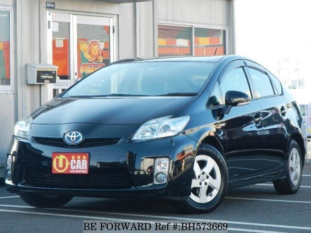 Used 2009 TOYOTA PRIUS BH573669 for Sale