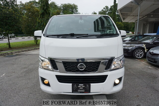 Used 2015 NISSAN CARAVAN BUS BH573678 for Sale