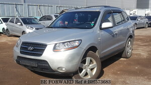 Used 2008 HYUNDAI SANTA FE BH573683 for Sale
