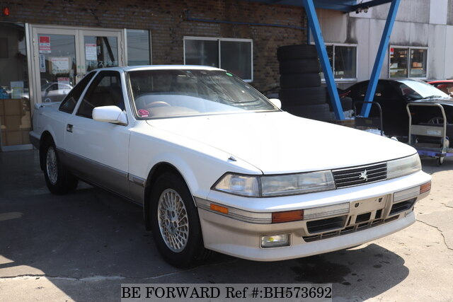 Used 1989 TOYOTA SOARER BH573692 for Sale