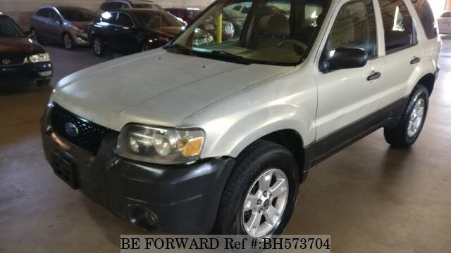 Used 2006 FORD ESCAPE BH573704 for Sale