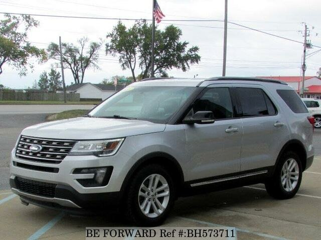 Used 2016 FORD EXPLORER BH573711 for Sale