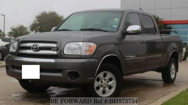 Used 2006 TOYOTA TUNDRA BH573734 for Sale