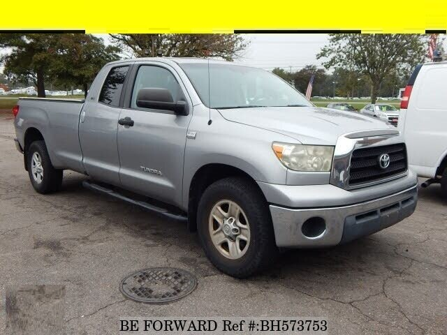 Used 2007 TOYOTA TUNDRA BH573753 for Sale