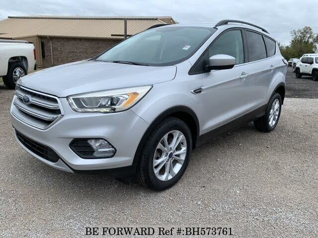 Used 2017 FORD ESCAPE BH573761 for Sale