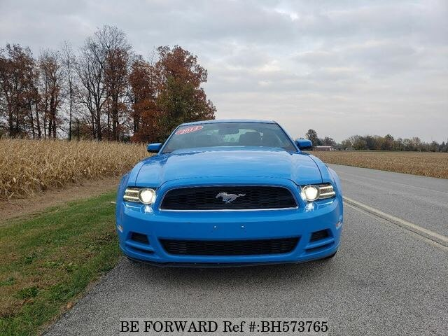 Used 2014 FORD MUSTANG BH573765 for Sale