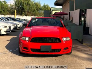 Used 2014 FORD MUSTANG BH573779 for Sale