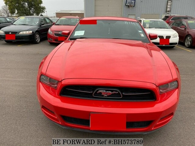 Used 2014 FORD MUSTANG BH573789 for Sale