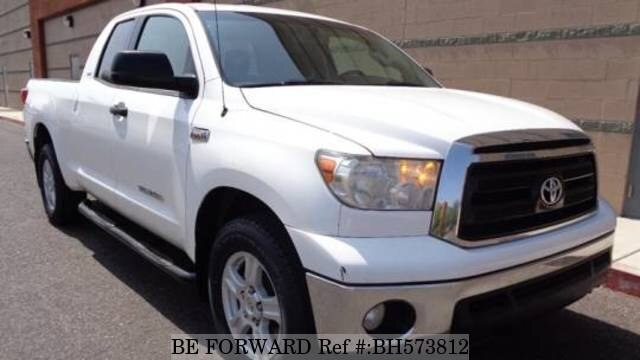 Used 2012 TOYOTA TUNDRA BH573812 for Sale