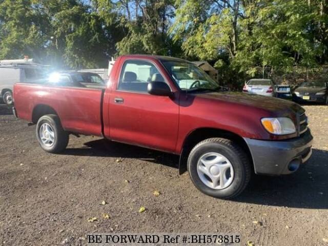 Used 2004 TOYOTA TUNDRA BH573815 for Sale
